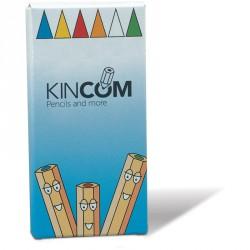 Boîte crayons de couleurs