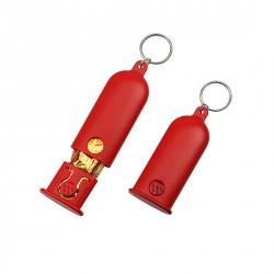 Porte-clés préservatif-boîte