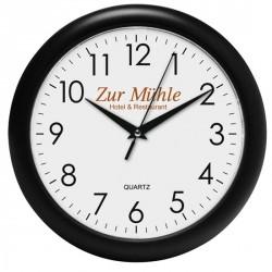 Horloge murale - Impression numérique sur plastique