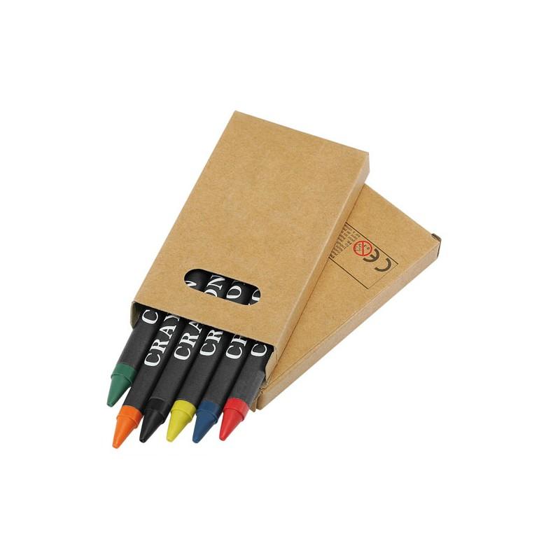 Set de crayons gras