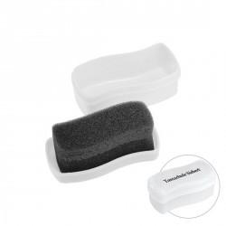 Set nettoyage de chaussures, Impression numérique sur plastique