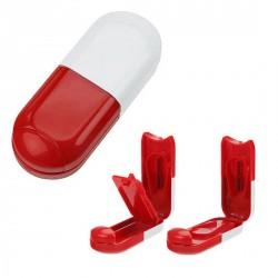 Pilulier en forme de comprimé