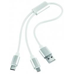 "Metmaxx® Câble de chargement USB ""LademeisterPlus"""