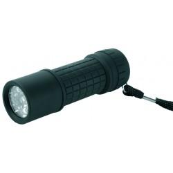 "Metmaxx®Metmaxx® LED Mega Beam ""Basic9"" Noire"