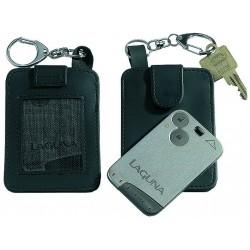"""CreativDesignCreativDesign étui à clés pour voiture moderne """"KeyCard"""" Noir"""