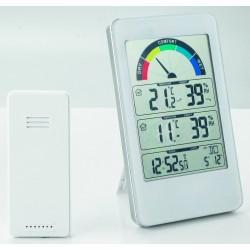 Metmaxx®Metmaxx® Station météo 'SatteliteTime&Wellness'