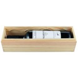 "Metmaxx®Metmaxx® Boîte à bouteille / étagère ""TheOriginal Wine&StOreBox"""