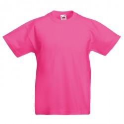 T-Shirt enfant Fruit of the Loom 61-033-0