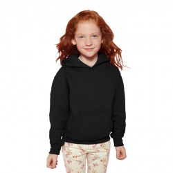 Sweat-shirt à capuche Enfants Gildan 18500B