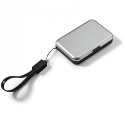 Porte-cartes powerbank