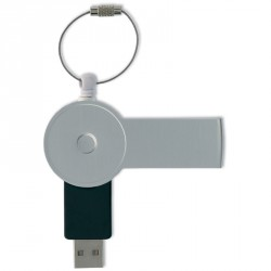 USB 4GB Flash drive safety twist