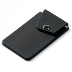 Porte-cartes silicone