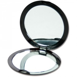 Miroir double de poche
