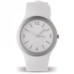 Montre silicone Flash