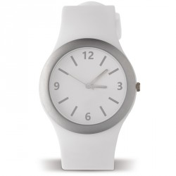 Montre silicone 'Flash'