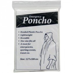 Poncho protège pluie