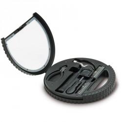 Set d'outils en forme de pneu