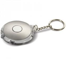 Porte-clés lampe rond
