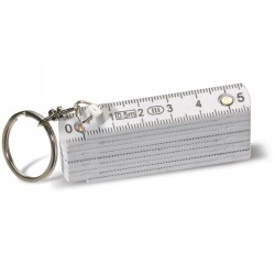 Porte-clés mini mètre
