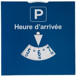Disque de stationnement France