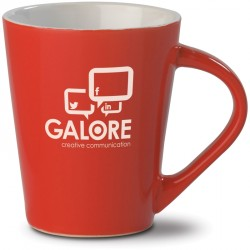 Mug Nice Rouge Brillant