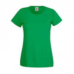 T-shirt Femme original Fruit of the Loom 61-420-0
