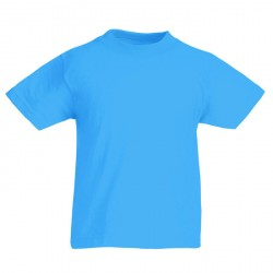 T-shirt enfants original Fruit of the Loom 61-019-0
