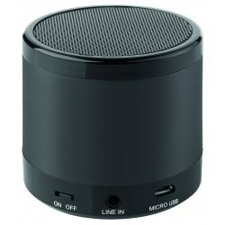 """Metmaxx® Haut-parleur Bluetooth """"Sound'n Logo"""""""