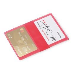 Etui carte banque, étui carte visite LETRIX