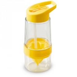Bouteille à eau citron