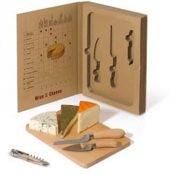 Set à vin et fromage