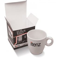 Boîte sur mesure pour mug