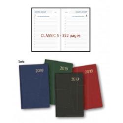 Agendas de poche  CLASSIC 500 Seta