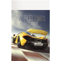 Calendrier 13 pages Sports Auto