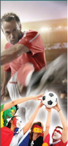 images de sportif supporter
